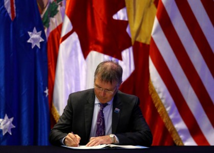 Transpacific partnership TPP trade pact activates from 30 December 2018.